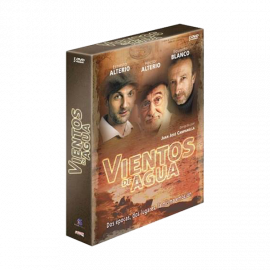Vientos de Agua Serie Completa (13 Cap) DVD