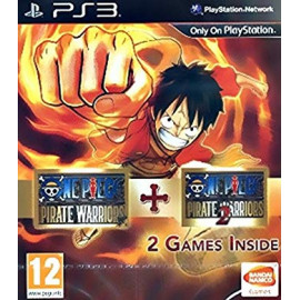 One piece Pirate warriors 2 PS3 (UK)