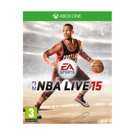 NBA Live 15 Xbox One (SP)
