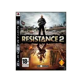 Resistance 2 PS3 (SP)