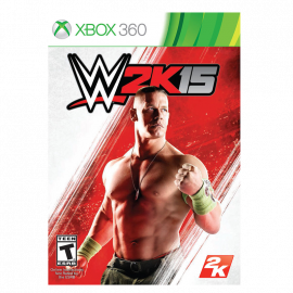 WWE 2k15 Xbox360 (SP)