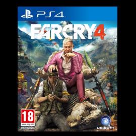 Far Cry 4 PS4 (SP)