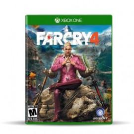 Far Cry 4 Xbox One (SP)
