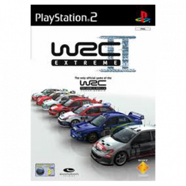 WRC 2 Extreme PS2 (SP)