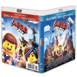 Lego La Pelicula BluRay (SP)