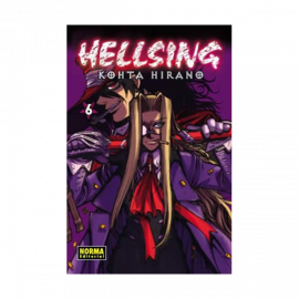 Manga Hellsing Norma 06
