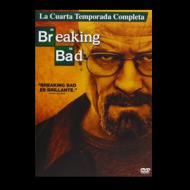 Breaking Bad Temporada 4 (13 cap) DVD