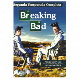 Breaking Bad Temporada 2 (13 cap) DVD