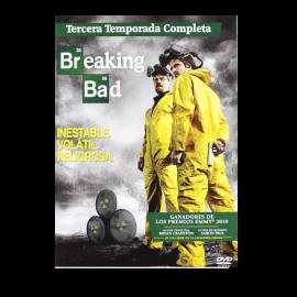 Breaking Bad Temporada 3 (13 cap) DVD