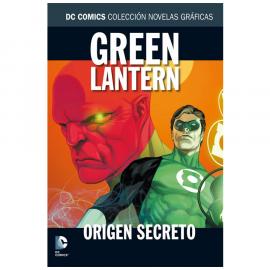 Comic Col. Novelas Graficas Green Lantern DC Comics 06