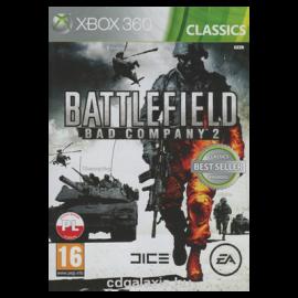 Battlefield Bad Company 2 Classics Xbox360 (SP)