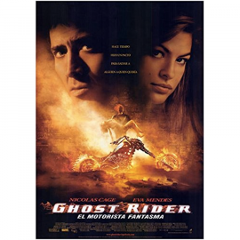 Ghost Rider Ver. Extendida BluRay (SP)
