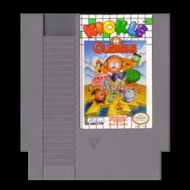 Kickle Cubicle NES