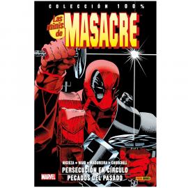 Comic Las Minis de Masacre Marvel Panini