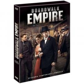 Boardwalk Empire Temporada 2 DVD