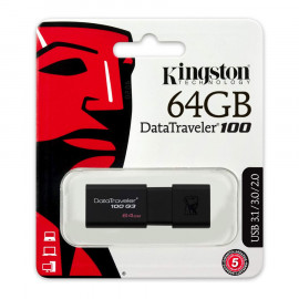 Pendrive 3.0 Kingston G3 64GB DT100
