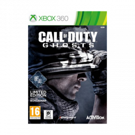Call of Duty Ghosts Free Fall Edition Xbox360 (SP)