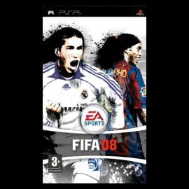 FIFA 08 PSP (SP)