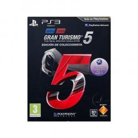 Gran Turismo 5 Ed. Coleccionista PS3 (SP)