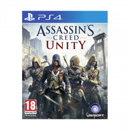 Assassin's Creed Unity PS4 (SP)