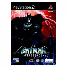 Batman Vengeance PS2 (SP)