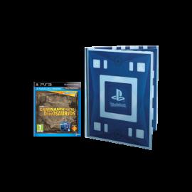 Wonderbook: Caminando entre Dinosaurios + Libro PS3 (SP)