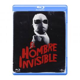 El Hombre Invisible BluRay (SP)