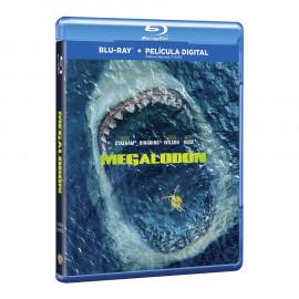 Megalodon BluRay (SP)