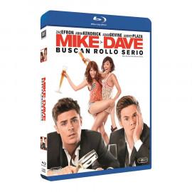 Mike Y Dave Buscan Rollo Serio BluRay (SP)
