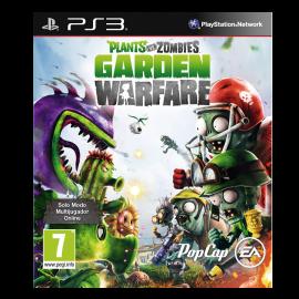 Plants VS Zombies Garden Warfare PS3 (SP)