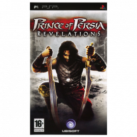 Prince Of Persia Revelations PSP (SP)