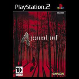 Resident Evil 4 PS2 (SP)
