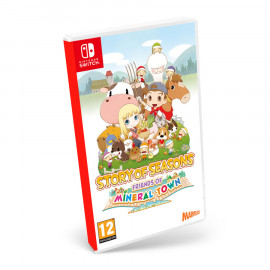 Story Of Seasons: Friends Of Mineral Town Switch (SP)