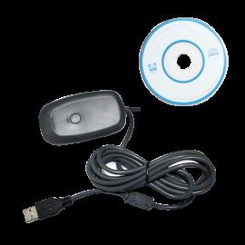 Wireless Gaming Receiver para Windows (Negro)