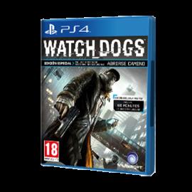 Watch Dogs Edicion Especial Abrirse Camino PS4 (SP)