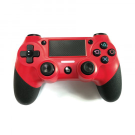 Mando Nuwa Wireless Rojo PS4
