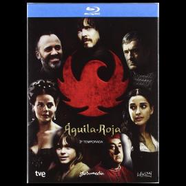 Aguila Roja Temporada 3 BluRay (SP)