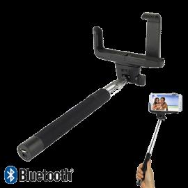 Baston MonoPod y Autodisparador Extensible Selfie Bluetooth