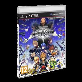 Kingdom Hearts HD 2.5 Remix PS3 (SP)