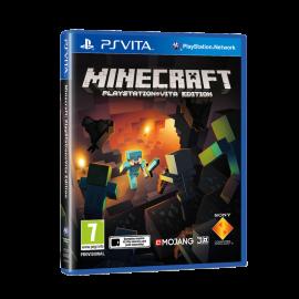 Minecraft PSV (SP)