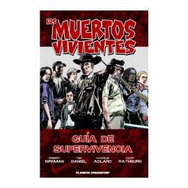 Comic  Los Muertos Vivientes Guia de Supervivencia Planeta 01