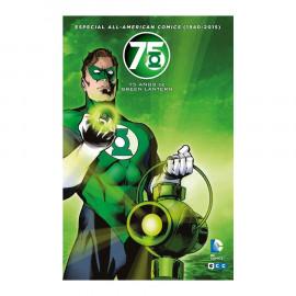 Comic 75 Años De Green Lantern ECC