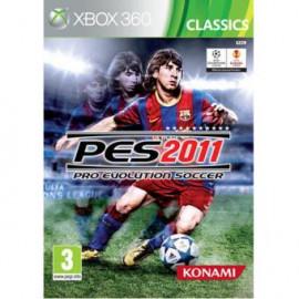 PES 2011 Classics Xbox360 (SP)