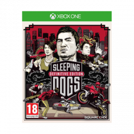 Sleeping Dogs Definitive Edition Xbox One (SP)