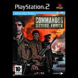 Commandos Strike Force PS2 (SP)
