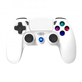 Mando Inalambrico F&G Blanco PS4