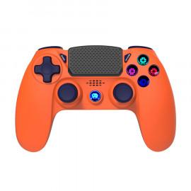 Mando Inalambrico F&G Naranja PS4