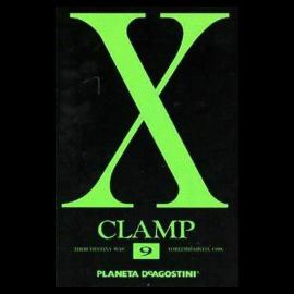 Manga X Clamp 09