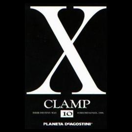 Manga X Clamp 10