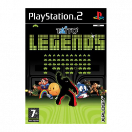 Taito Legends PS2 (SP)